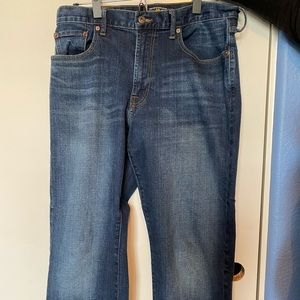Lucky Brand Blue Jeans- Relaxed Straight Fit